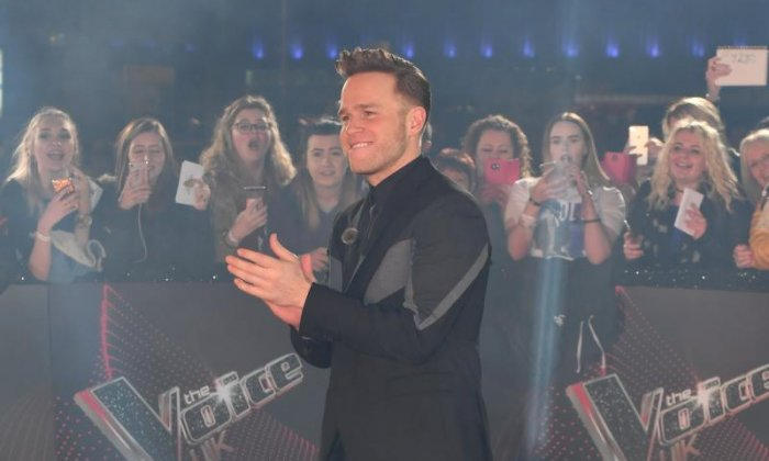 The Voice UK: Olly Murs chats with Johnny Seifert ahead of TV show's launch