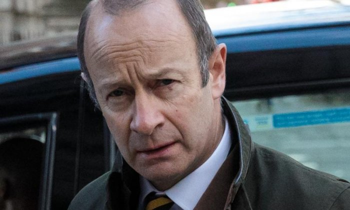 UKIP leader Henry Bolton splits with girlfriend over racist texts
