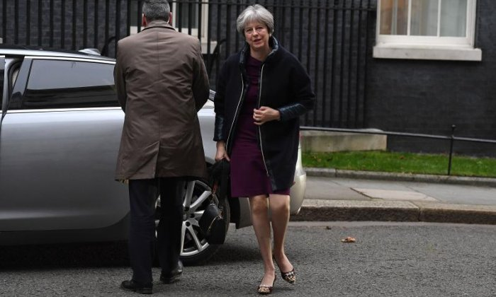 Theresa May is widely expected to reshuffle her Cabinet