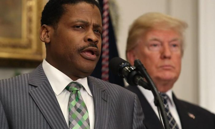 Martin Luther King Jr's nephew claims Donald Trump does not have racism in his heart