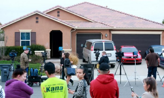 13 malnourished children, people found chained to beds in Perris; parents jailed