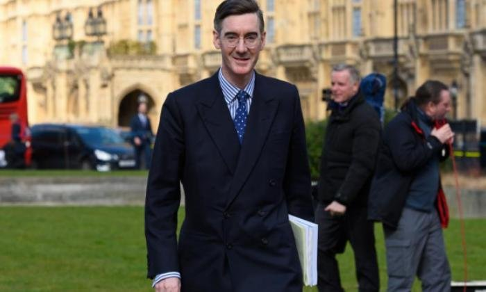 Rees-Mogg branded Philip Hammond 'disruptive' and 'a Remoaner'