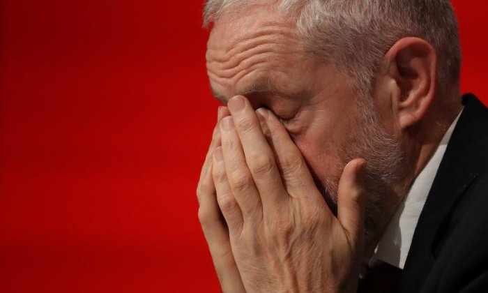 Jeremy Corbyn says he is 'concerned' about Israel ban
