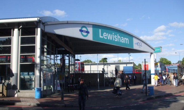 The attack took place in Lewisham (stock photo)