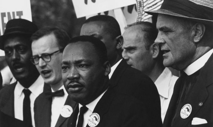 High school students criticised for 'disgusting' Instagram post on Martin Luther King Jr Day