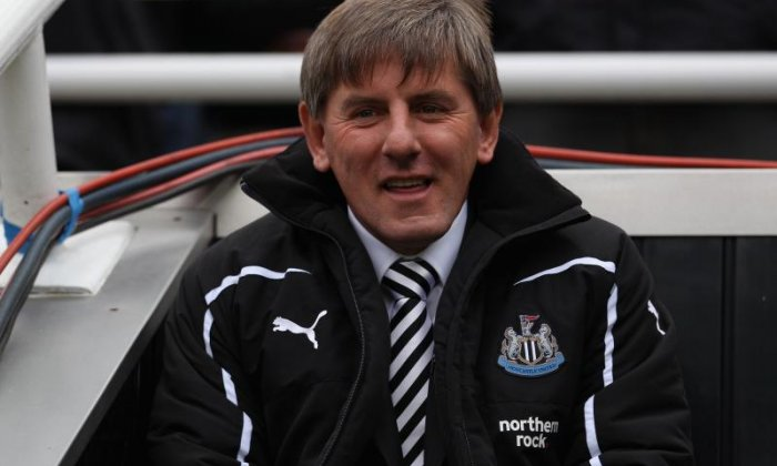 Peter Beardsley: Newcastle U23s coach takes leave after racism allegations