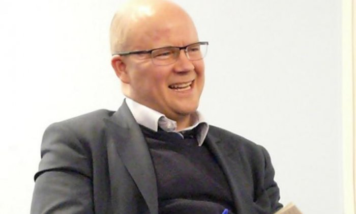 Toby Young stepped aside this morning