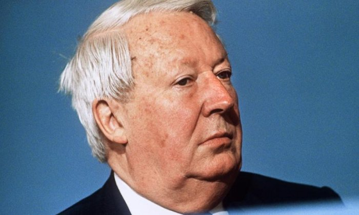 Former Prime Minister Edward Heath was among those named by 'Nick'