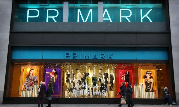 Primark accused of sexism over 'girls' changing room sign