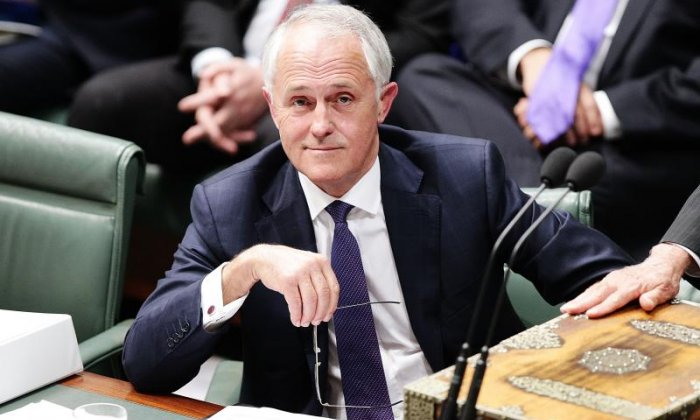 'Australia's Prime Minister Malcolm Turnbull has gone over the top with new rules on relationships'