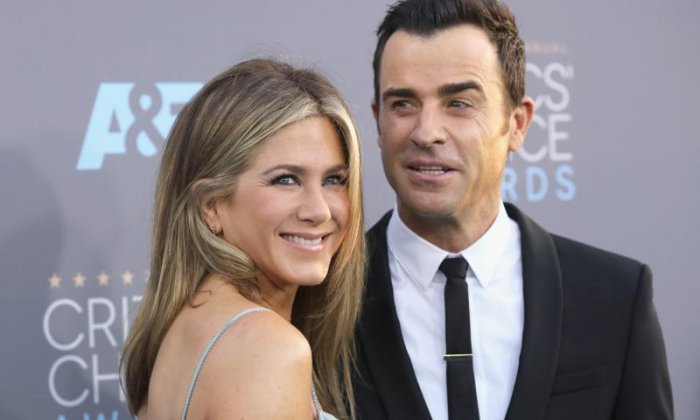 Jennifer Aniston and Justin Theroux: 'Celebrities are better off staying quiet about divorce'