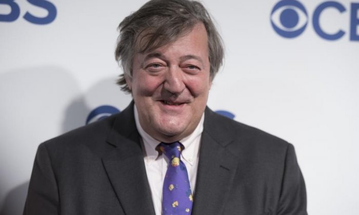 Stephen Fry reveals he's been battling prostate cancer