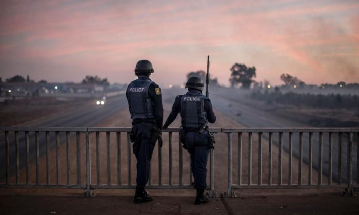Elderly British couple kidnapped in South Africa