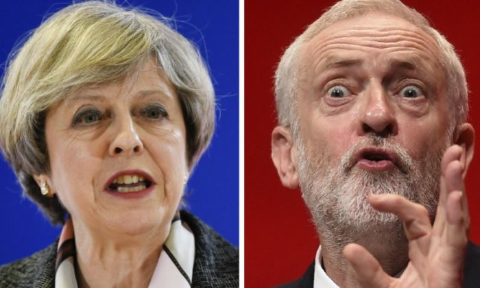 'Mumbling some guff' - Theresa May and Jeremy Corbyn criticised for PMQs performance on Brexit