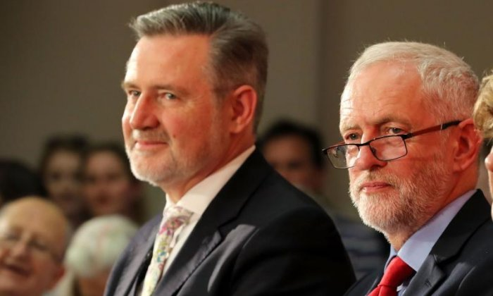 'We regularly assume diplomats are spies' - Shadow minister defends Jeremy Corbyn over spy allegations