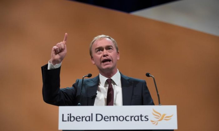 Jeremy Corbyn customs union call is 'crazy policy but clever politics' says Tim Farron