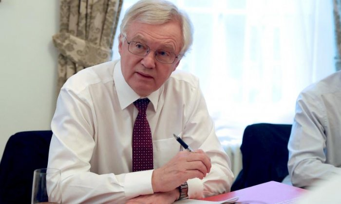 European Union  negotiator warns agreement on Brexit transition may not happen