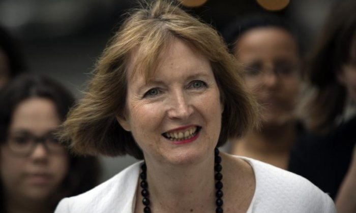 Harriet Harman gave a passionate interview to talkRADIO