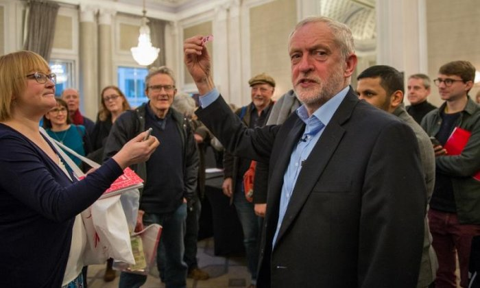 Jeremy Corbyn has ridiculed the reports suggesting he was an informant to a Communist spy