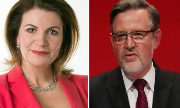 Julia said Barry Gardiner was guilty of incredible naivety