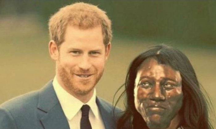 Republican candidate suspended from Twitter after posting 'racist' Meghan Markle photo