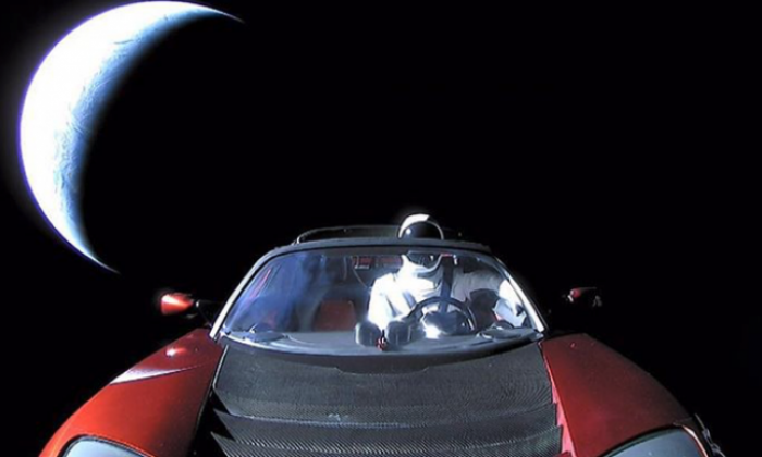 Elon Musk's car in space 'will start to deterioratie within a year'