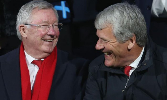 Jamie told a rather funny story involving Alex Ferguson and Rio Ferdinand