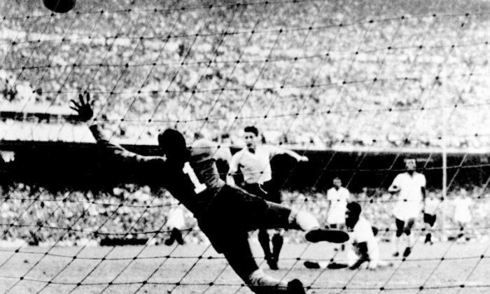 1950 - World Cup in Brazil