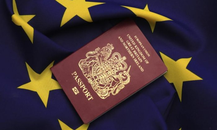 Blue passports: 'If this is the best the Government can come up with, we're in chaos', says journalist