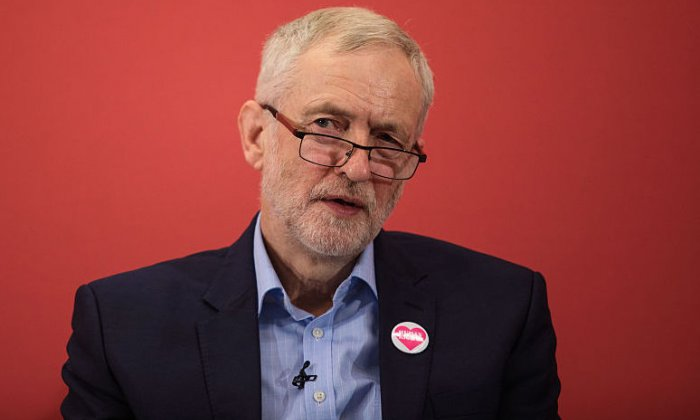 Jewish community leaders claim Jeremy Corbyn sides with anti-Semites