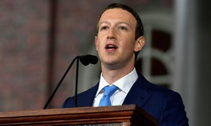 The Facebook chief said it was a mistake to rely on Cambridge Analytica (CA) to delete tens of millions of Facebook users' data