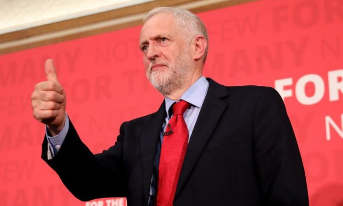 Jeremy Corbyn has come under fire from his own backbenchers