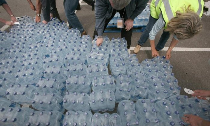 Households warned to use less water due to shortage