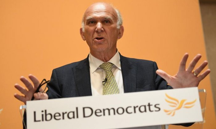 'Disgraceful' - Vince Cable criticised over Brexiteers comments