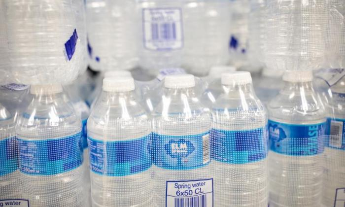 UK consumers use an estimated 13 billion plastic drinks bottles a year