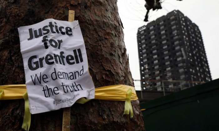 Diane Abbott calls on public to join silent walk for Grenfell Tower victims