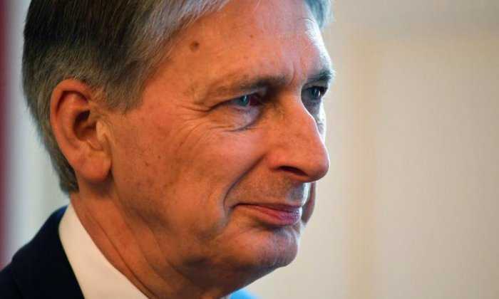 Philip Hammond tells EU financial services Brexit deal is 'mutual interest'