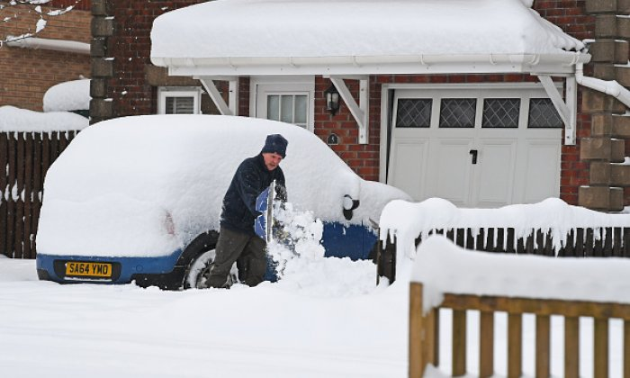 Beast from the East and Storm Emma: Travel updates for London, Manchester, Birmingham and the rest of the UK