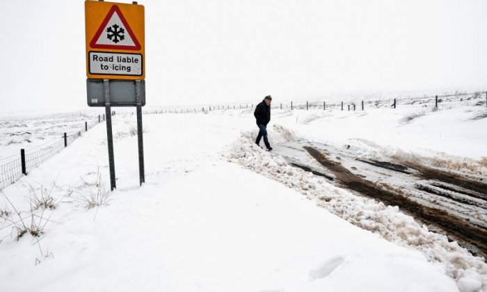 When and where 'Beast from the East' will unleash heavy snow tomorrow