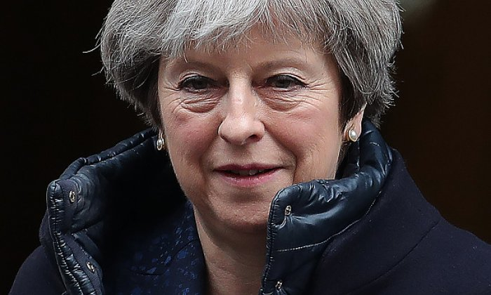 'Get your head out the sand' - Theresa May criticised over response to homelessness at PMQs
