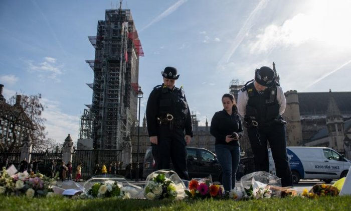 The report said that none of the suspects after the Westminster attack were arrested on the grounds of their ethnicity or religion