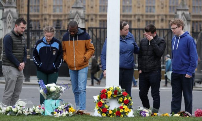 Victims of Westminster terror attack remembered on…