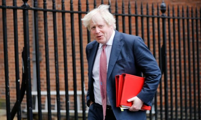 Boris Johnson apologies for 'frankly sexist' comment in the Commons