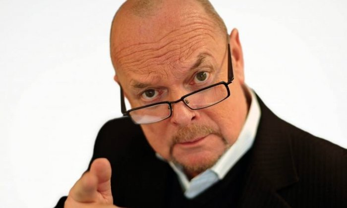 'You're two snowflakes from my generation', journalist tells James Whale and Ash