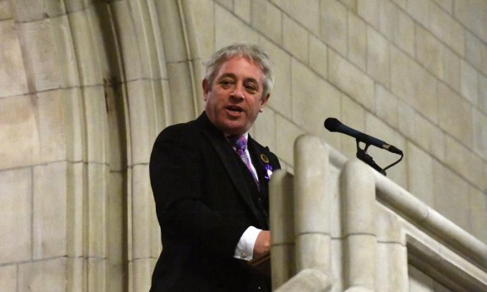 John Bercow is at the centre of bullying claims