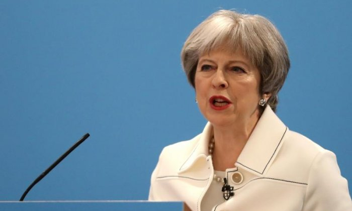 May hit back at Vladimir Putin's dismissal of the British Government claims