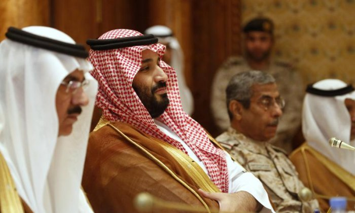 Mohammed bin Salman's visit has attracted plenty of criticism