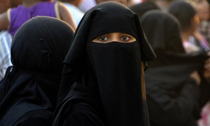 Britain's most senior judge has backed the removal of veils by witnesses in trials.