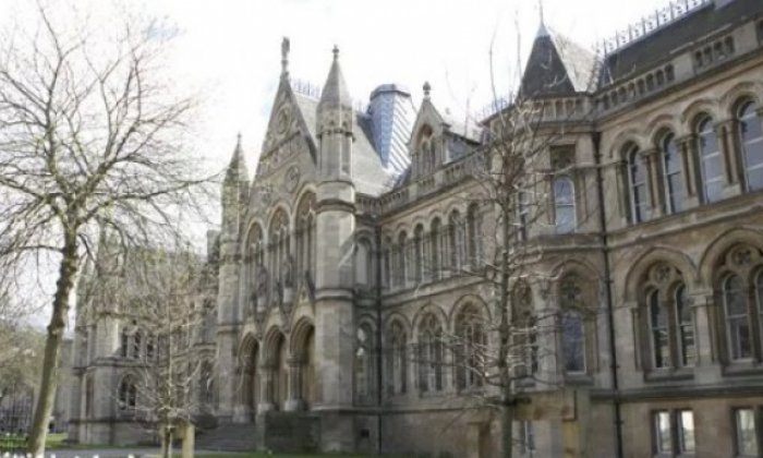 The incident took place at Nottingham Trent university's hall of residence
