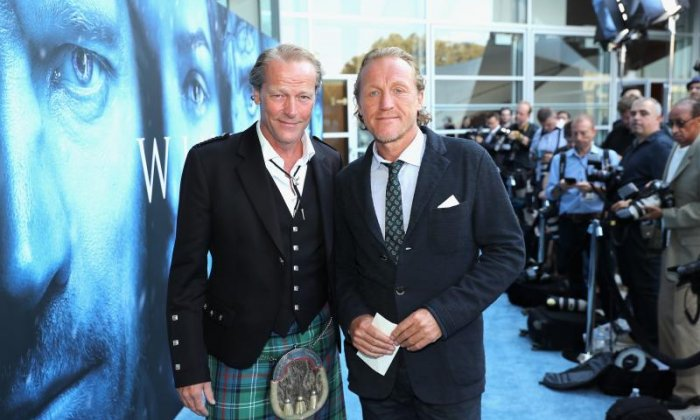 Jerome Flynn's Bronn has become one of GoT's best-loved stars